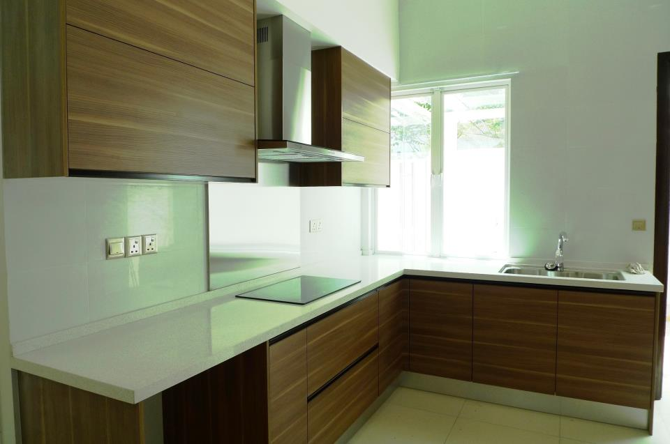 Kitchen Cabinet Surface Malaysia Quartz Stone